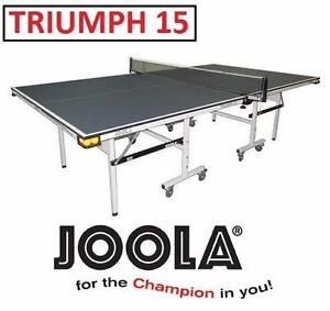 NEW JOOLA TRIUMPH 15 TABLE TENNIS TABLE   CORNER BALL HOLDER - PING PONG - GAME ROOM TABLES RECREATION GAMES  84485801