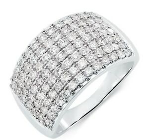 1 1/2 Carat TW Of Diamonds - Right Handed Ring!