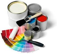 Experienced Painter ~ Reasonable Rates