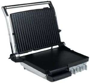 Breville 800GRXL Indoor Barbeque and Grill (both steak & panin)