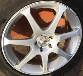 Vauxhall Astra 17 inch Alloys set of 4