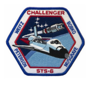 NASA Space Shuttle Mission Patches