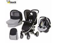 hauck malibu grey travel system