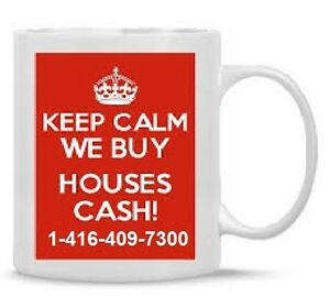 We Buy Real Estate in Barrie Any Condition CASH
