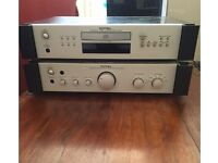 ROTEL Integrated Amplifier ( RA-1062) + ROTEL CD Player (RCD-1072)