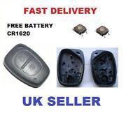 Vauxhall Key Fob Battery