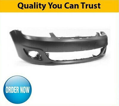 2005-2008 Ford Fiesta Mk6 Front Bumper Primed New High Quality