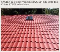 WEATHER-TITE 514-825-3083 Roofing PRICE STEEL Bainsville ON COST