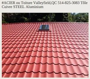 WEATHER-TITE Cost +1.5148253083 STEEL Roofing Bainsville ON West Island Greater Montréal image 1