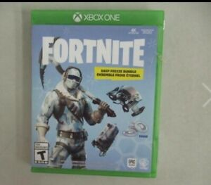 BRAND NEW FACTORY SEALED XBOX ONE FORTNITE BATTLE ROYALE