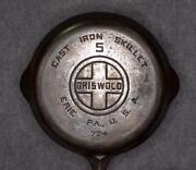 Cast Iron Skillet No 5