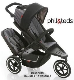 Phil and Ted double buggy