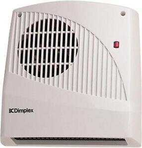 Bathroom Electric Fan Heater