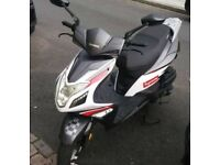 SINNIS HARRIER 125CC 16 PLATE. LIKE NEW!!!!!!