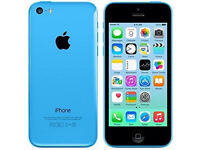 APPLE iPhone 5C 8GB BLUE, MINT CONDITION, BOXED WITH ACCESSORIES, UNLOCKED, 6 MONTHS WARRANTY