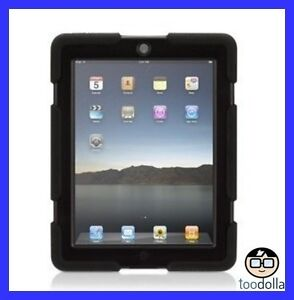 Genuine GRIFFIN Survivor Extreme Heavy Duty Case, Apple iPad 4, iPad 3 & iPad 2