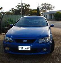 2004 Ford Falcon Sedan XR6 Clinton Yorke Peninsula Preview