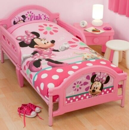 Minnie Mouse Single Bed Frame In Ely Cardiff Gumtree