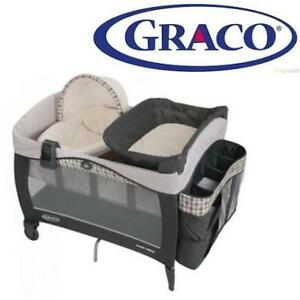 NEW GRACO NEWBORN NAPPER PLAYARD 1812883 223344877 Pack 'n Play LX Elite Vance INFANT BABY