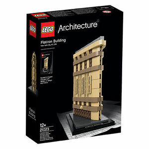 LEGO® Architecture Flatiron Building (21023) inkl. 0,00€ Versand NEU & OVP