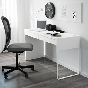 *NEW & ASSEMBLED* IKEA MICKE DESK (WHITE)