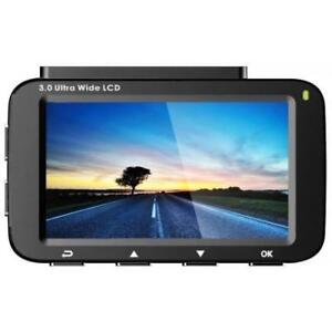 "Weekly Promotion ! M61 Dash Cam, Dual Lens Full HD 1080P  Car Camera with GPS, 170 Degree Wide Angle  3.0"" Wide LCD Disp"