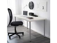 Ikea Linnmon Desk Table 150x75cm