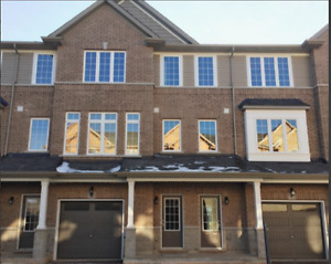 BRAND NEW TOWN HOUSE FOR RENT $1875 in WATERDOWN 3Bdrm + 2.5Bath