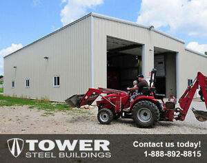 Quality Steel Buildings at unbeatable prices