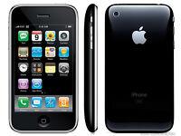 Apple iPhone 3G 8GB, excellent condition in original box.