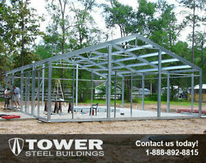 Pre-Fabricated Steel Buildings at Unbeatable Prices
