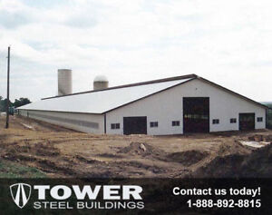 Steel Buildings, Workshops, Barns, Garages, Storage Units