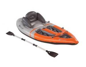 Sevylor Sit on Top Kayak (1 Person) Inflatable Boat with Paddle Darwin CBD Darwin City Preview
