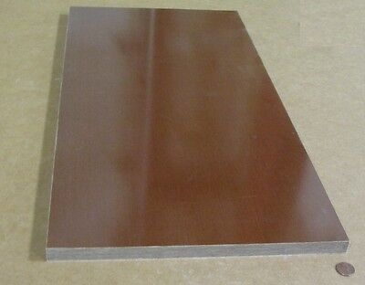 Garolite Micarta Canvas Phenolic Ce Sheet .750 34 Thick X 12 X 24