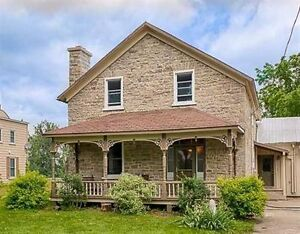 Beautiful stone house for rent in Eastons Corners