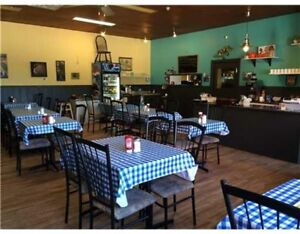 Restaurant available for rent in Deep RIver (1 month free rent)