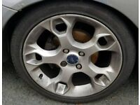 """17"""" Ford ST rep alloys"""