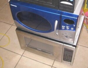 3 used Microwaves,great working clean condition for $50,$60,$70