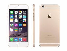 iPhone 6 16GB Gold for Sale (very excellent condition!) with Box