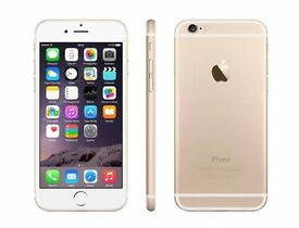 Apple Iphone 6 - 16GB - Rose Gold - Unlocked (GRADE A)