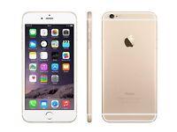 Apple iPhone 6 Plus 16GB Unlocked Gold Boxed