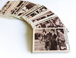 MONKEES MEMORBILIA: 1966 Monkees Collectible Trading Cards