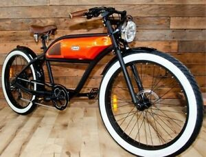 The Greaser - Now at GoPedelec - The Electric Bicycle Company