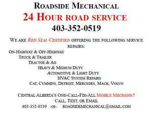 MOBILE MECHANIC WITH 24/7 EMERGENCY SERVICE
