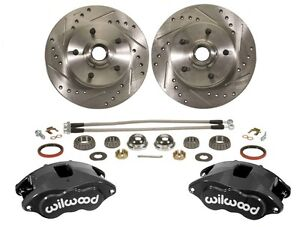 1979-87 GM G-Body Monte Carlo Grand National Wilwood Disc Brake Upgrade Kit