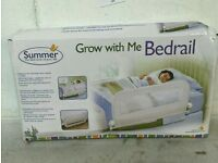 BRAND NEW SUMMER GROW WITH ME BED RAIL FOR KIDS