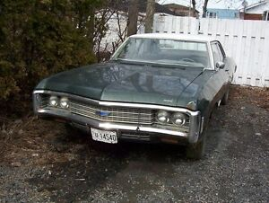 wanted:  1969 Chevrolet Biscayne 2 door