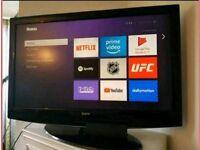 "BAIRD 42"" LCD TV Model HA42R1"