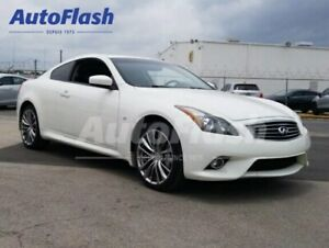 2014 Infiniti Q60 * Sport * 330hp Coupe * Camera * Paddle-Shift