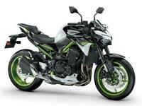 Kawasaki Z900 2021 model now in stock